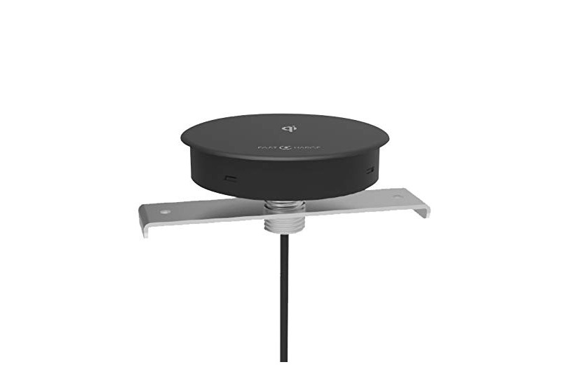 in-Desk Qi Charger